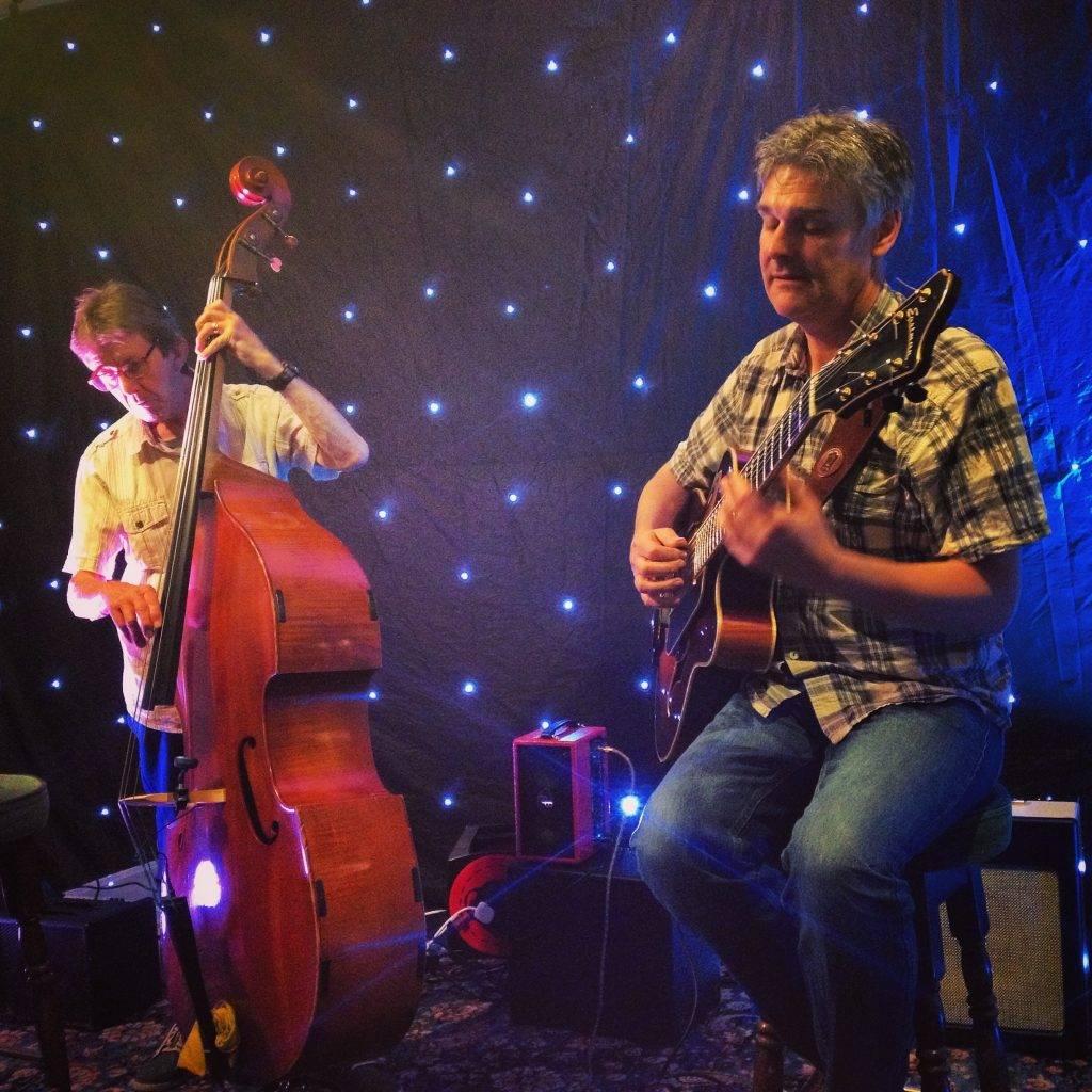 Darren and Phil Kampen in Huddersfield