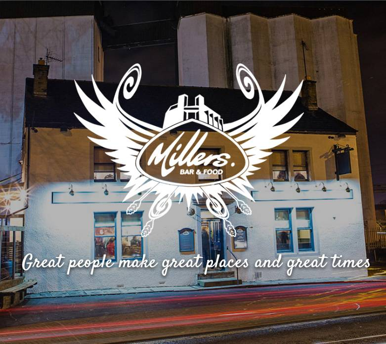 Millers Bar, Brighouse.